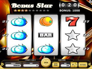 Kajot Automat Bonus Star Zdarma Online