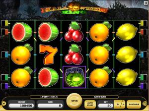 Kajot Automat Halloween King Online Zdarma