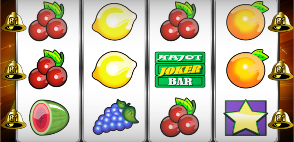 Kajot Automat Joker 81 Online Zdarma