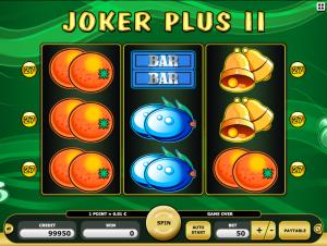 Kajot Automat Joker Plus II
