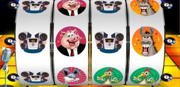 Kajot Automat Karaoke King Zdarma Online