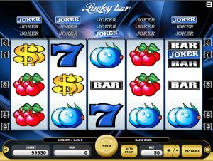 Kajot Automat Lucky Bar Online Zdarma Hra