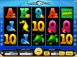 Kajot Automat Lucky Pearl Online Zdarma