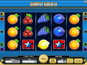 Kajot Automat Simply Gold 2 Zdarma Online