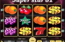 Kajot Automat SuperStar 81 Online Zdarma