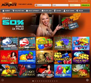 Kajot Casino Recenze