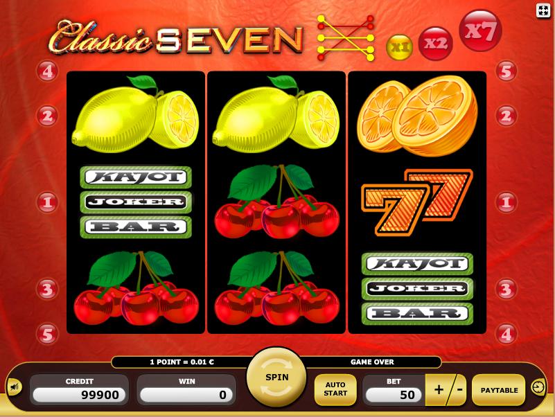 Classic Seven